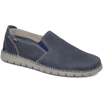 Chaussures Homme Slip ons CallagHan 84701 Bleu
