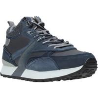Chaussures Homme Baskets montantes Napapijri NA4DX7 Bleu