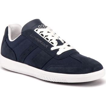 Chaussures Homme Baskets basses Lumberjack SM54605 001 V42 Bleu