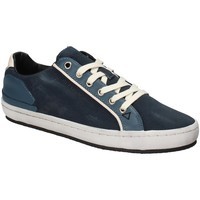 Chaussures Homme Baskets basses Guess FMLOW4 SUE12 Bleu