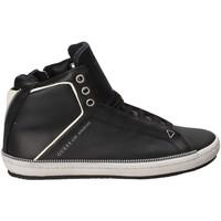 Chaussures Homme Baskets montantes Guess FMMID4 LEA12 Noir