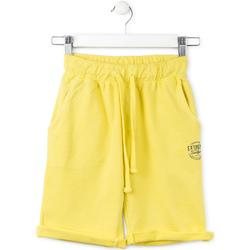 Vêtements Enfant Shorts / Bermudas Losan 713 6016AA Jaune