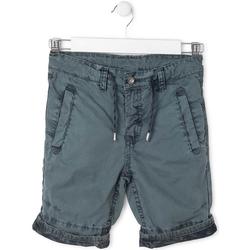 Vêtements Garçon Shorts / Bermudas Losan 713 9008AA Vert