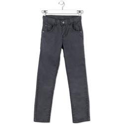 Vêtements Enfant Pantalons 5 poches Losan 713 9015AA Gris
