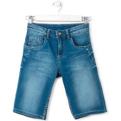 Vêtements Garçon Shorts / Bermudas Losan 713 9660AA Bleu