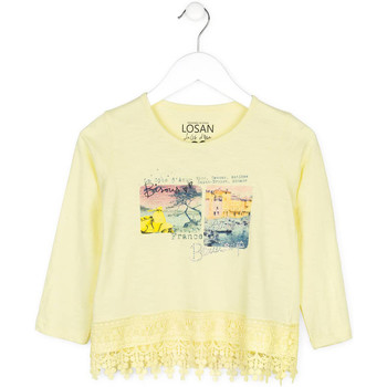 Vêtements Enfant Pulls Losan 714 1031AB Jaune