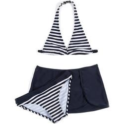 Vêtements Fille Maillots de bain 2 pièces Losan 714 4009AB Bleu