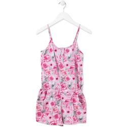 Vêtements Fille Combinaisons / Salopettes Losan 714 7008AB Rose