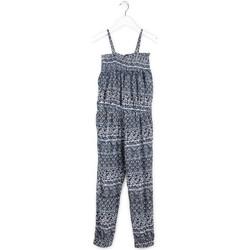 Vêtements Fille Combinaisons / Salopettes Losan 714 7020AB Bleu