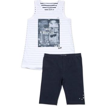 Vêtements Fille Ensembles enfant Losan 714 8042AB Bleu