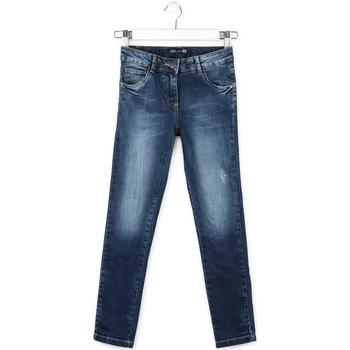Vêtements Enfant Jeans slim Losan 714 9011AB Bleu