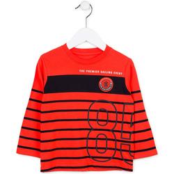 Vêtements Enfant Pulls Losan 715 1002AC Rouge