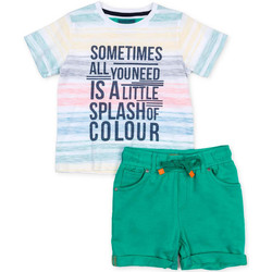 Vêtements Enfant Ensembles enfant Losan 715 8006AC Vert