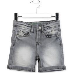 Vêtements Garçon Shorts / Bermudas Losan 715 9013AC Gris
