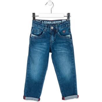 Vêtements Enfant Jeans droit Losan 715 9016AC Bleu