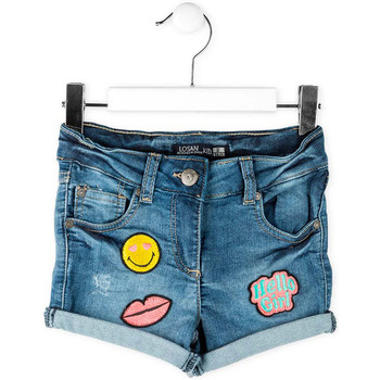 Vêtements Enfant Shorts / Bermudas Losan 716 6012AD Bleu
