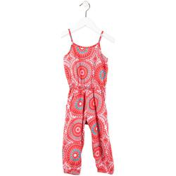 Vêtements Fille Combinaisons / Salopettes Losan 716 7027AD Rose