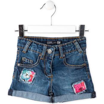 Vêtements Enfant Shorts / Bermudas Losan 716 9002AD Bleu