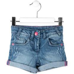 Vêtements Enfant Shorts / Bermudas Losan 716 9003AD Bleu