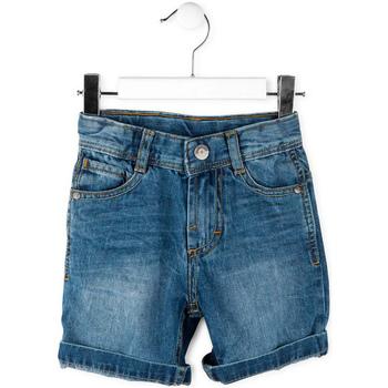 Vêtements Garçon Shorts / Bermudas Losan 715 9662AC Bleu
