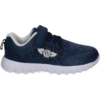 Chaussures Enfant Baskets basses Lelli Kelly L17E4814 Bleu