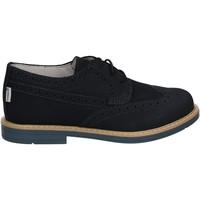 Chaussures Garçon Derbies Melania ME2045D7E.H Bleu