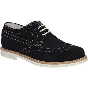 Chaussures Garçon Derbies Melania ME6045F7E.F Bleu