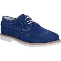 Chaussures Garçon Derbies Melania ME6045F7E.G Bleu