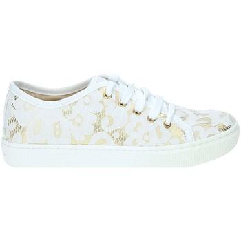 Chaussures Enfant Baskets basses Melania ME6167F7E.B Blanc