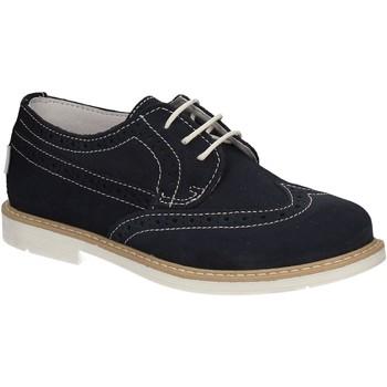Chaussures Garçon Derbies Melania ME2045D7E.F Bleu