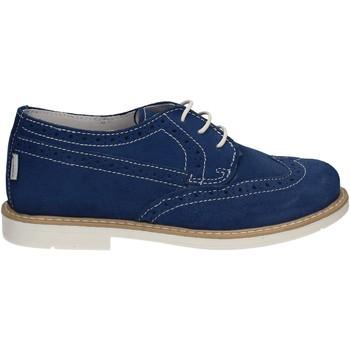 Chaussures Garçon Derbies Melania ME2045D7E.G Bleu