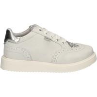 Chaussures Enfant Derbies Melania ME2087D7E.A Blanc