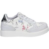 Chaussures Fille Derbies Melania ME6017F7E.A Blanc
