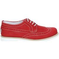Chaussures Enfant Derbies Melania ME6045F7E.W Rouge