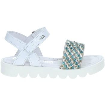 Chaussures Fille Sandales et Nu-pieds Melania ME4007DE.A Blanc