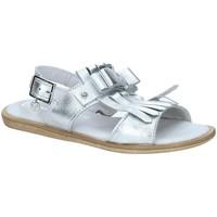 Chaussures Fille Sandales et Nu-pieds Melania ME6027F7E.A Argent