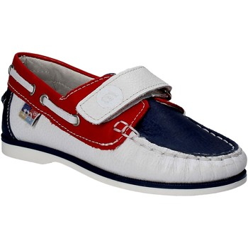 Chaussures Enfant Derbies Melania ME3004D7E.B Bleu