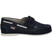 Chaussures Enfant Derbies Melania ME3604F7E.A Bleu