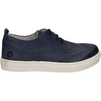 Chaussures Garçon Derbies Melania ME2126D7E.A Bleu
