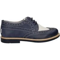 Chaussures Garçon Derbies Melania ME6045F7E.I Bleu