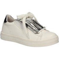Chaussures Fille Baskets basses Didiblu D-3526 Blanc