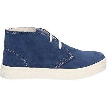 Chaussures Enfant Boots Didiblu D-3500 Bleu