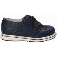 Chaussures Garçon Derbies Melania ME2077D7E.B Bleu