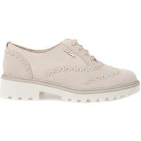 Chaussures Enfant Derbies Geox J6420F 02211 Beige