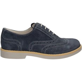 Chaussures Garçon Derbies NeroGiardini P734100M Bleu