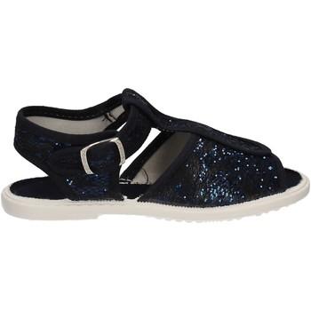 Chaussures Fille Sandales et Nu-pieds Lulu LI200008T Bleu