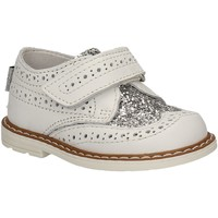 Chaussures Enfant Derbies Melania ME1057B7E.B Blanc