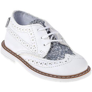 Chaussures Enfant Derbies Melania ME1058B7E.B Blanc