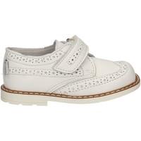 Chaussures Enfant Derbies Melania ME1091B7E.C Blanc
