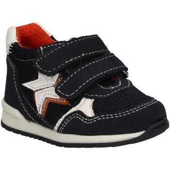 Chaussures Garçon Baskets basses Melania ME1092B7E.G Bleu
